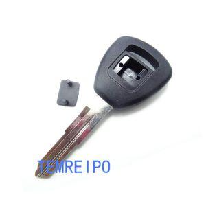 Car transponder key blank chip key shell cover no chip for honda uncut key