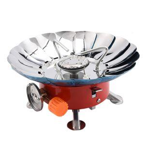 캠핑 강철 가스 난로 야외 windproof 가스 난로 피크닉 가스 버너 4000BTU 휴대용 고품질의 야외 요리 도구 LF035