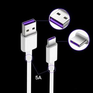 5A USB hızlı hızlı şarj 1 m tipi c Usb C veri senkronizasyon şarj kablosu samsung s8 artı not 7 8 Lg g5