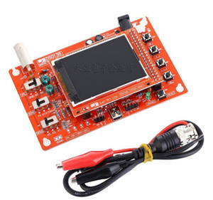 DSO138 Osciloscópio Digital DIY Kit Peças DIY para Osciloscópio Que Faz a ferramenta de diagnóstico eletrônico Aprendizagem osciloscopio Set 1Msps