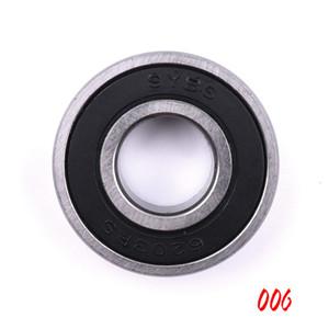 Hot 10 Unids / Lote 6203-2RS Rodamientos SYBS 17x40x12mm Rodamiento de Acero de Alta Calidad Kit de Rodamientos SYBS para ruedas de Patineta Modelo Juguetes