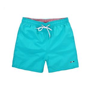 Mens New Summer Beach шорты брюки высокого качества Купальники Шорты совета Bermuda Мужской Письмо Surf Life