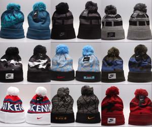Оптовая мода Марка Beanie унисекс Весна зимние шапки для мужчин Женщины Beanie шерсть шляпа человек вязать капот Gorro Chapeu трикотажные сгущаться теплая шапка