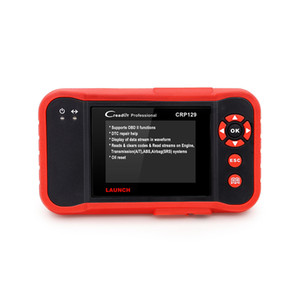Launch X431 Creader CRP129 OBDII Code Scanner Diagnostic Full Function ENG AT ABS SRS EPB SAS Oil Service Light Resets Tool