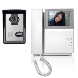 "4,3 ""Telefon Monitor Video Türsprechanlage Türsprechanlage Video Intercom IR Nachtsicht Türkamera Türklingel Video Türsprechanlage"