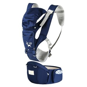 Porte-bébé Ergonomic Carrier Backpack Hipseat pour nouveau-né et prévenir les jambes de type o sling baby Kangourous