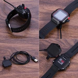 Garmin öncüsü için EY Cradle Kablo 25 İzle Boyutu L / S USB Şarj Dock İstasyonu