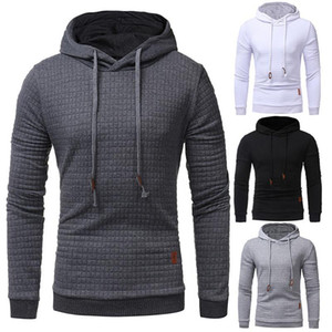 2018 Hot Sale Men Hoodies Hooded Casual Sweatshirts Coat Hip Hop Classic Pullover Hoodies Fashion Autumn Sweatshirt M-3XL Size