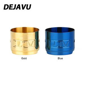 DEJAVU RDA / RDTA Capuchon pour DJV RDA / DJV RDTA 1 pc / paquet Haute Qualité E cig Pièce De Rechange 100% D'origine