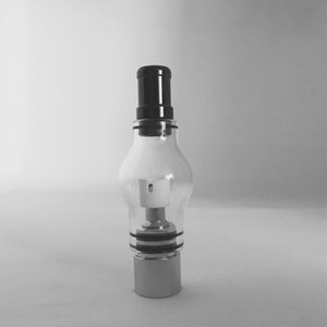 Cam Küre Balmumu Atomizer Küre Buharlaştırıcı El Üfleme Camlı Cam Kubbe Balmumu Küre Tek Çift Pamuklu Seramik Kuvars Bobinleri Ile Cereamik Bobinler