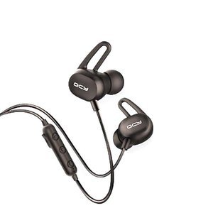 QCY E2 Sports Bluetooth Earphones Wireless Sweatproof Portable Headset Music Stereo Earbuds Bluetooth V4.2 With Microphone