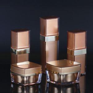 Cosmetic Packing Bouteilles Acrylique Crème Pot 20G 30G 50G Airless Lotion Pompe Bouteille de pulvérisation 20ML 30 ML 50 ML F20173644