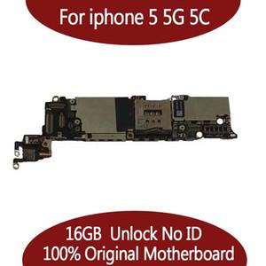 Geprüftes gutes Arbeiten für iPhone 5 5G 5C Motherboard Mainboard-Logik-Brett 16GB 32GB IOS System