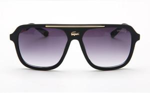 Gafas de sol polarizadas Hombres Mujeres Recubrimiento Reflectante Gafas de Sol Cuadradas UV400 Conducción Pesca Deporte Gafas Sin Estuche