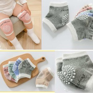 Baby Crawling Knee Pads Cartoon Safety Kids Kneecaps Cotton Baby Knee Pads Protector Children Short Kneepad Top Quality Baby Leg Warmers