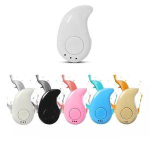 Беспроводные наушники Mini S530 Bluetooth-наушники V4.1 Стерео Спорт Бег гарнитура в наушниках с микрофоном для iPhoneXiPhone 8SamsungHTC