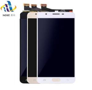 لسامسونج غالاكسي J7 رئيس G610F On7 2016 شاشة LCD تعمل باللمس محول الأرقام