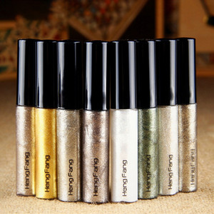 HENGFANG Fashion Waterproof Long-Lasting Fast Dry Gel Cream Liquid Eye Liner Natural 8Color Eyeliner Pen Makeup Free DHL