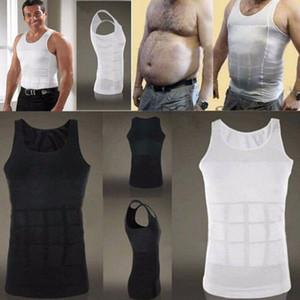 hirigin 2017 uomini corpo dimagrante tummy shaper vest belly pancia cintura taglia S a XXL