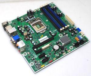 무료 배송 CHUANGYISU 원래 마더 보드 575765-001, GL8E MS-7613 H57, 소켓 1156, DDR3, 완벽하게 작동