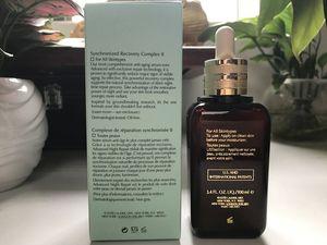 Marka nemlendirici beyazlatma Anti-aging yüz cilt bakım kremi Gelişmiş Gece Repa Senkronize Kurtarma Tamir 50 ml 100 ml DHL