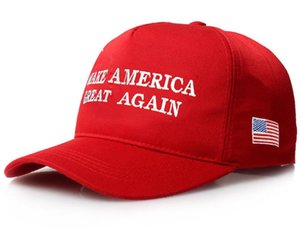 Amerikanische Baseball-Hysteresen Machen Amerika Great Again Mode Adjustable Männer Caps Sommer-beiläufige Breathable Ball-Kappen