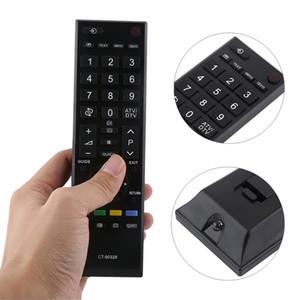 New Black Universal Controle Remoto Substituição CT-90329 Controlador Para Toshiba TV LCD Inteligente