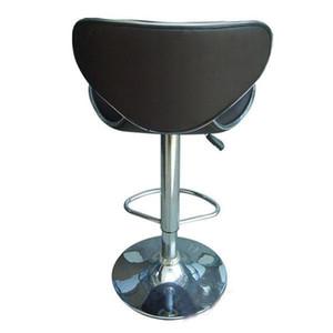 Contador de Borboleta Cadeira de Couro Recepção Bar Lazer Banco Cadeiras Ajustável Moderna Pub Sintético Acessórios Pu Moda Material 125lb2 ii