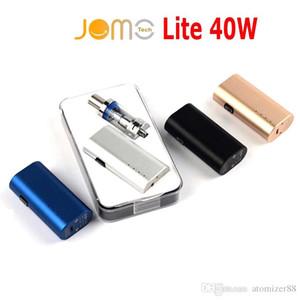 Новый Jomo Lite 40w стартер Комплекты E CIGS Vape мод vaprozer Vape PEN механических моды 2200mAh батареи 3мл бак быстрой доставка