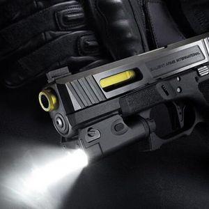 SF XC1 Tactical Light Pistol Mini Hunting LED Flashlight Airsoft Lights Tac Lanterna Shot G17 G18 G19