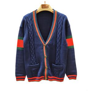 812 2018 Autumn Бесплатная доставка V шеи длинным рукавом кардиган выпускного вечера способа женщин свитер ЦЯНЬ
