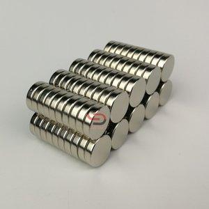 50PC Neodymium Disc Magnet D1 2*1 8inch Home Office Refrigerator Magnet DIY Handcraft Craft