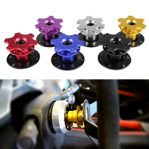 RASTP - NEW High Quality Universal Steering Wheel Quick Release Boss Kit Racing Car Steering Wheel Have In Stock RS-QR001