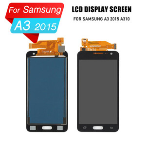 Schermo LCD digitizer PrepairP per samsung A3 2015 A310 A300 schermo touch screen lcd per samsung A3 2015 display lcd