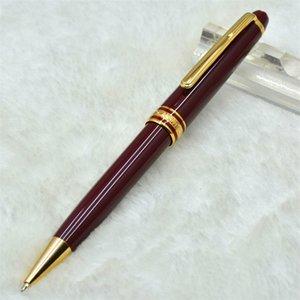 9 نمط-أعلى درجة Msk-163 قلم أقلام مونتي مجموعة القرطاسية اللوازم المدرسية مكتب مع المسلسل nunber القلم كليب جودة عالية