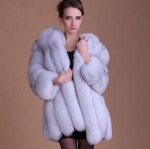 New Look Fur Women Coat White Pink Purple Grey Black Red Sky Blue Wine Red Sapphire Blue Oversized Faux Fur Jacket Xgqcp