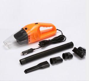 Newcar Car Vacuum 12V 120W Wet&Dry Dual Use Car Vacuum Cleaner Portable Car Handheld Vacuum Cleaner