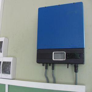 3KW / 3000W Tek Giriş Tek MPPT 220V Güneş Izgara Bağlı Güç Inverter, 5 yıl garanti, IP65