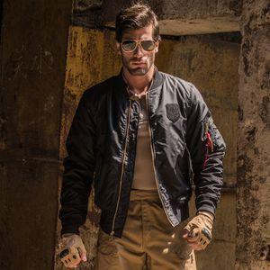 Designer Uomo Giacca invernale Cappotto Abbigliamento militare Tattico Outwear Uniforme US Army traspirante in nylon leggero Giacca a vento da uomo Vendita calda Top