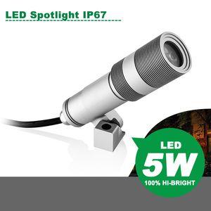 Mini LED Strahler 5W DC12-24V Strahler Wandleuchte Gartenleuchte Rasenleuchten Energiesparlampe Warmweiß Naturweiß Kaltweiß