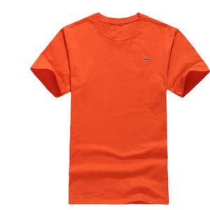 2018 t-shirt 100% coton tops t-shirts à col rond t-shirt col rond harmont blaine