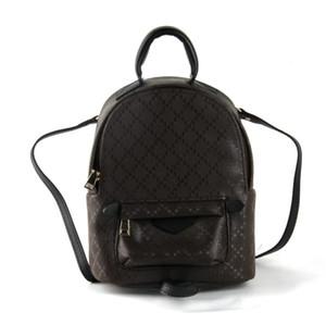 Mini mochila senhora Genuine Leather Mochilas moda mochila FOW mulheres bolsas presbiopia Mini bolsa de ombro telemóvel Atacado Bolsa