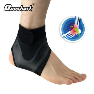 1 Pcs Sport Basketball Ankle Support Elastic Football Ankle Brace Safety Running Weightlifting Protection
