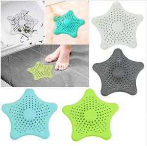 Toilette liefert Silikon sauger Küchenwaschbecken Zubehör für Badezimmer Sauger Waschbecken Filter Abwasserhaar Kleerer Filter Filter