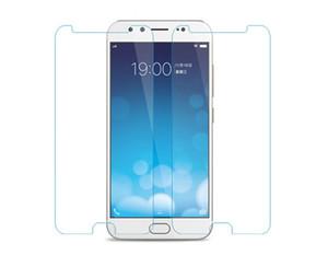 9H 0.3mm Vivo X20 Y55 X20 além de Y51 X7 X9 X9S Y67 X9 Mais Protetor de Tela de Vidro Temperado Película Protetora Do Telefone Celular