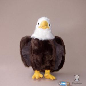 Simulación Eagle Doll Felpa Peluches Juguetes para niños Cute Dolls Big Toy regalo muy hermosa