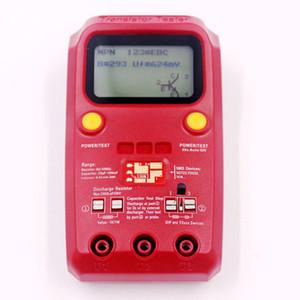 Resistência ESR02 ESR Medidor Digital Transistor Tester MOSFET Triode Multímetro Capacitor Indutor Tester Medidor Portátil de SMD