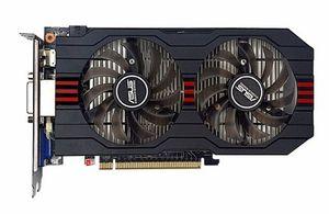 Used,original ASUS GTX750TI 2G DDR5 128bit HD video card,100% tested good!