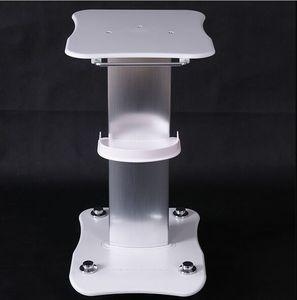 뜨거운 판매 조립 된 트롤리 장 대 롤링 모바일 홀더 RF 캐비테이션에 대 한 받침대 트레이 ABS IPL 레이저 살롱 스파 아름다움 기계 사용