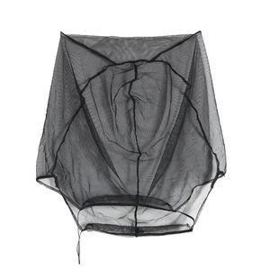 1pc 캠핑 수호자 메쉬 낚시 캡 얼굴 예방 곤충 유지 야외 양산 고독한 목 머리 커버 여행 모기장